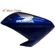 Carenagem Direita Tanque CG150 TITAN ESD Original Honda 64200KVSF10ZF