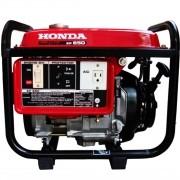 Gerador Gasolina Honda Ep 650 110v 650w 4 Tempos