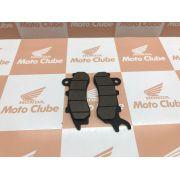 Pastilha de Freio Dianteiro CG 150 CBS Original Honda 06455K21922