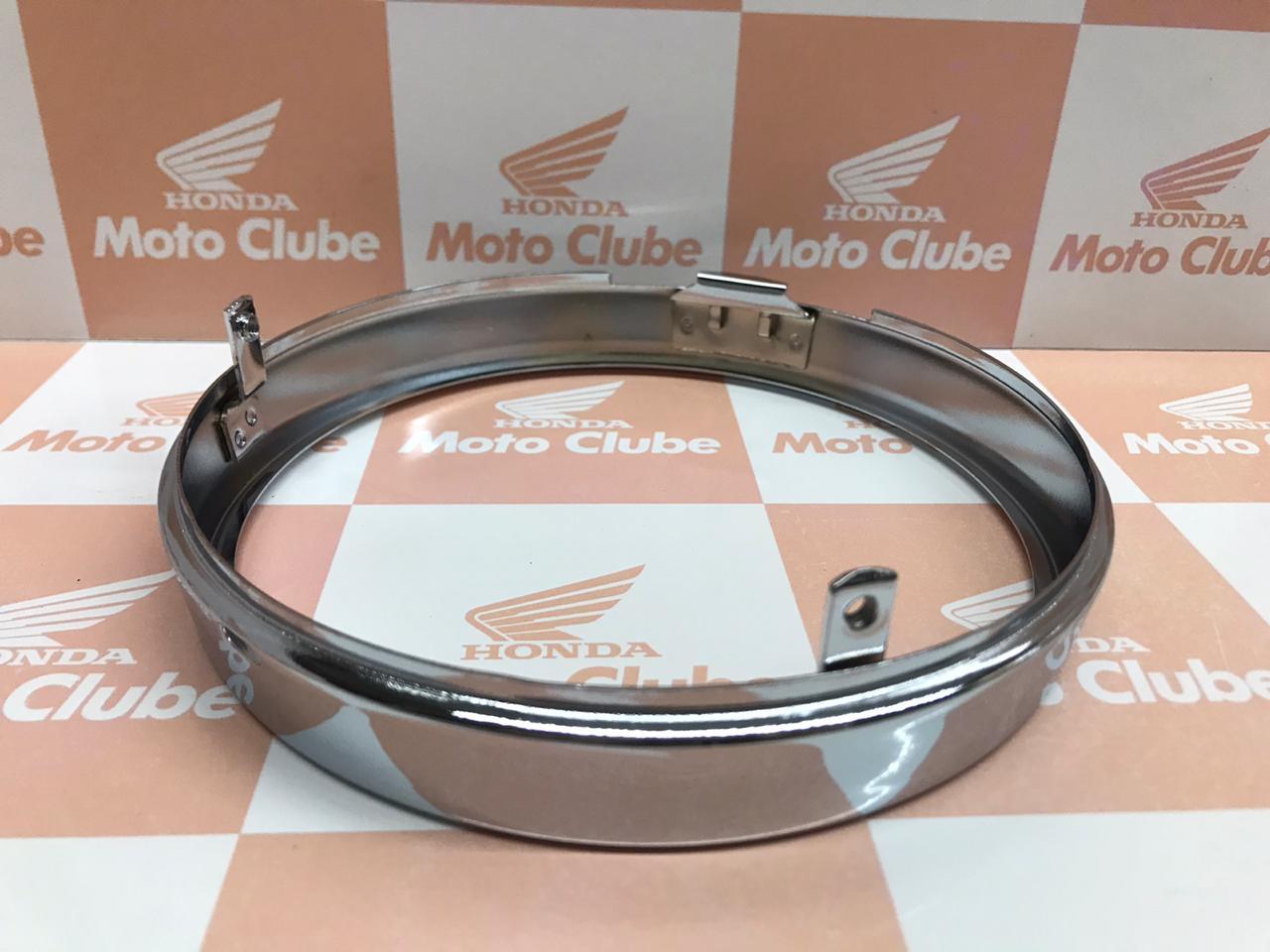 Aro Cromado Farol CBX 250 Twister 250 Original Honda 33101KPF901