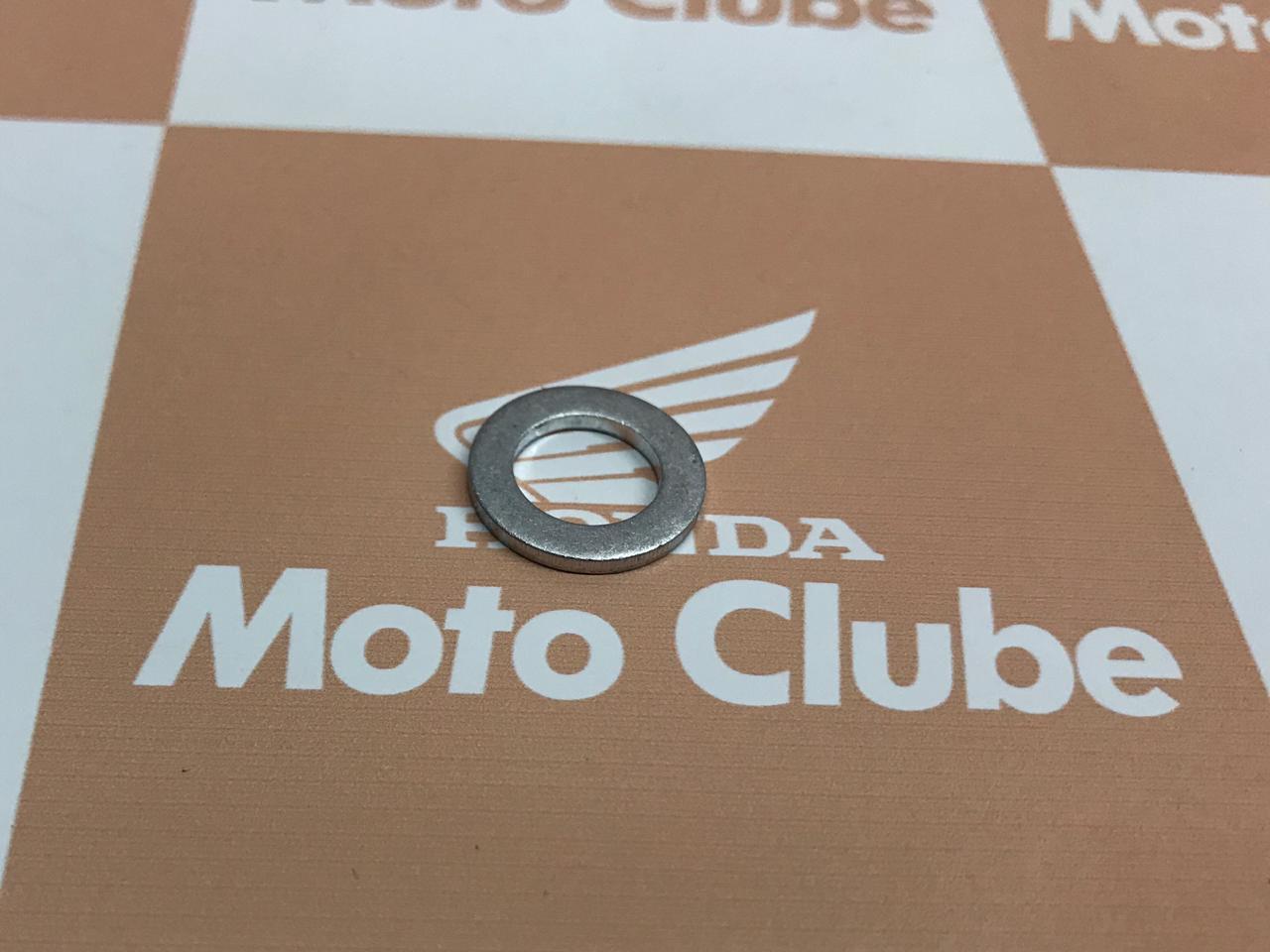 Arruela óleo 12 mm CG Titan FAN 150 E 160 Xre CB 300 Quadriciclo TRX 420 Original Honda 90401KRMR20