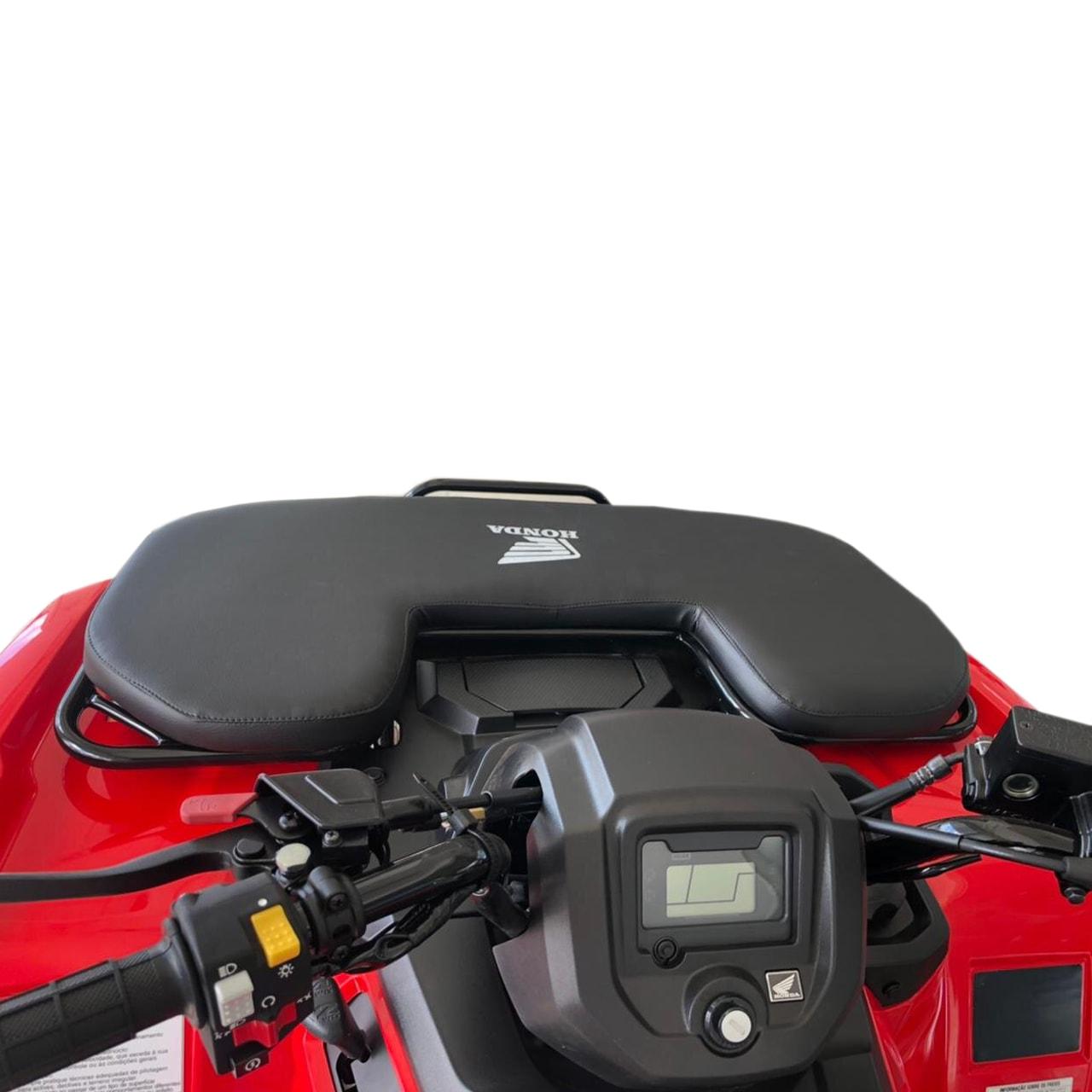 Assento Rack Quadriciclo Honda Fourtrax Trx 420 Original Moto Clube
