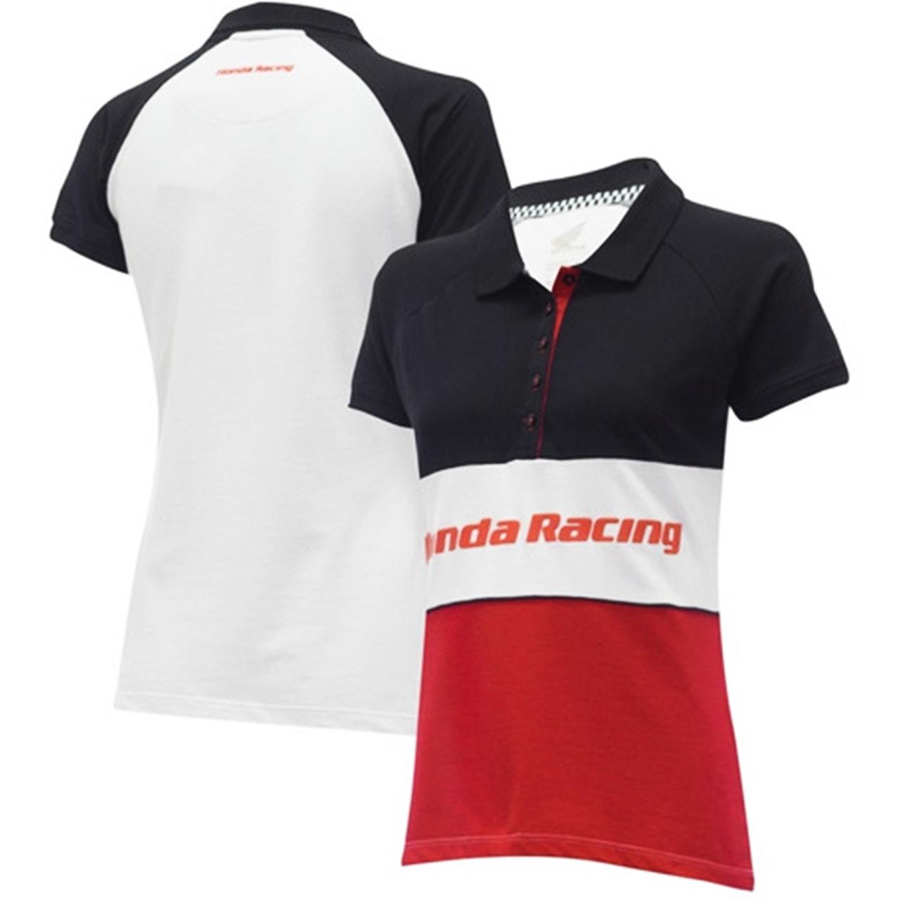 Camiseta Honda Polo Feminina
