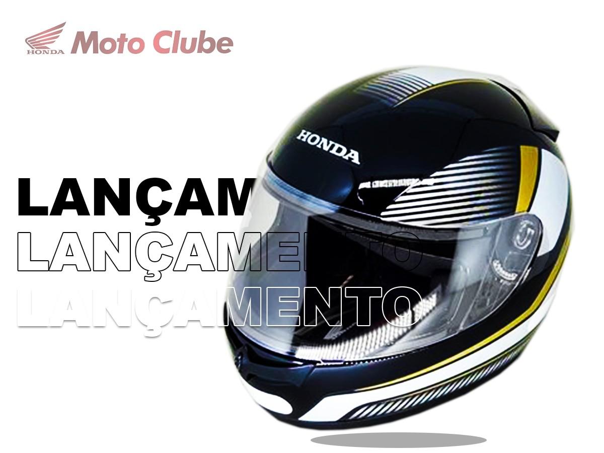 Capacete Fechado Honda HFS Carbon Dreamer Original