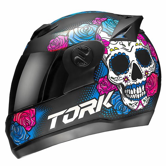 Capacete G7 Mexican Skull
