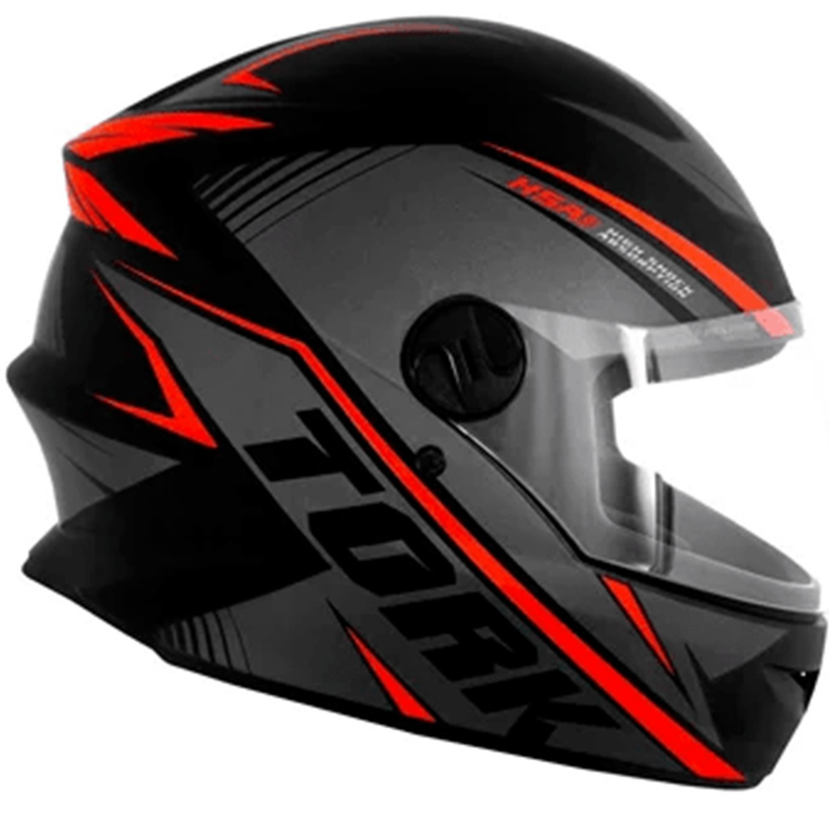 Capacete Moto Pro Tork R8 Fechado Vermelho