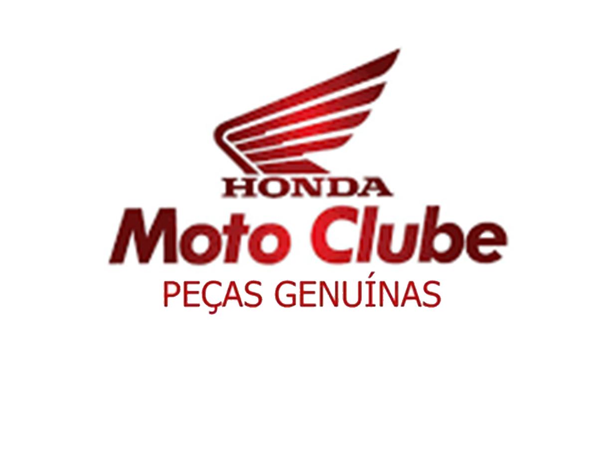Carenagem Dianteira Direita POP 100 2012 Vermelha Original Honda 61405GFP750ZC