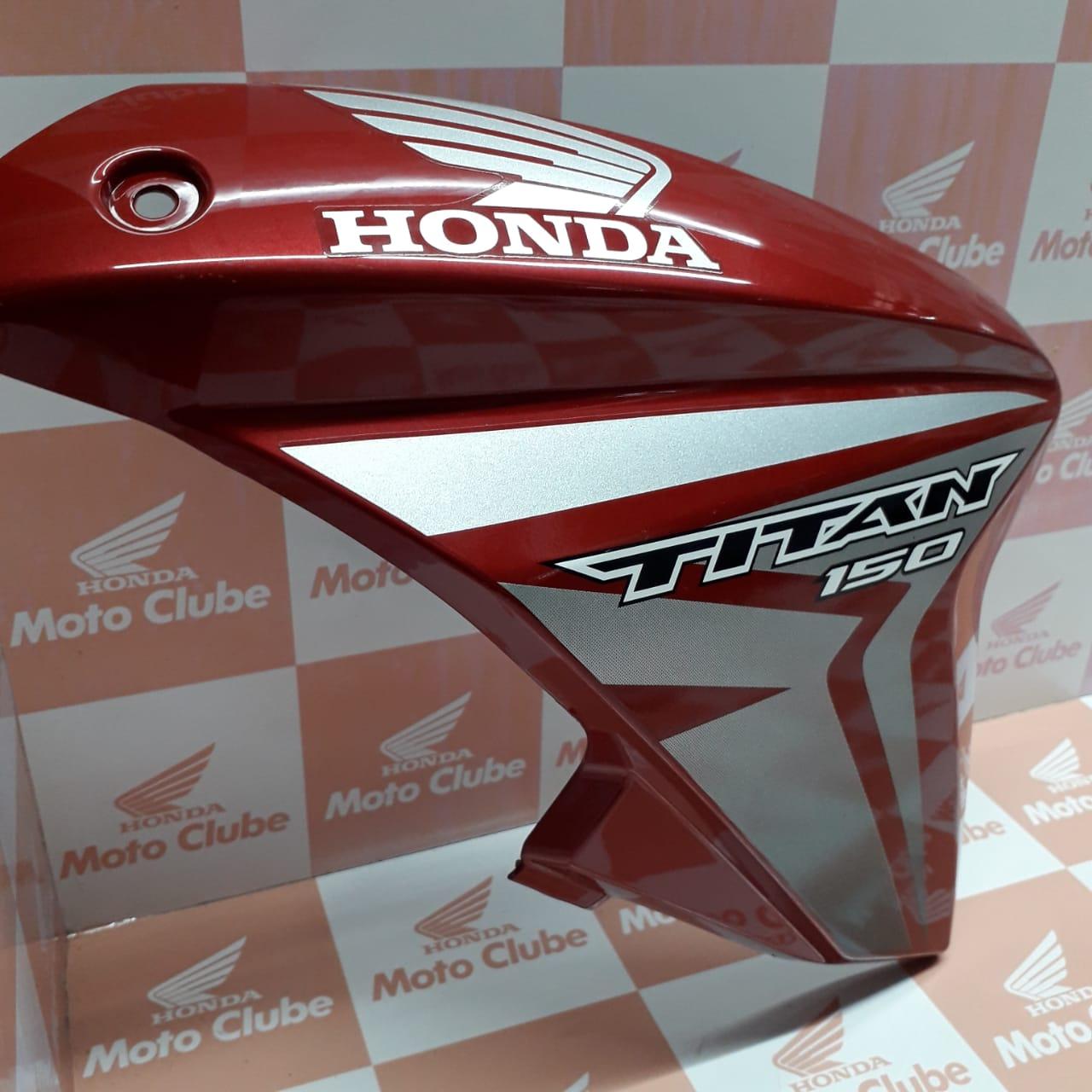 Carenagem Direita Tanque CG150 TITAN ESD/EX Original Honda 64200KVSF00ZC