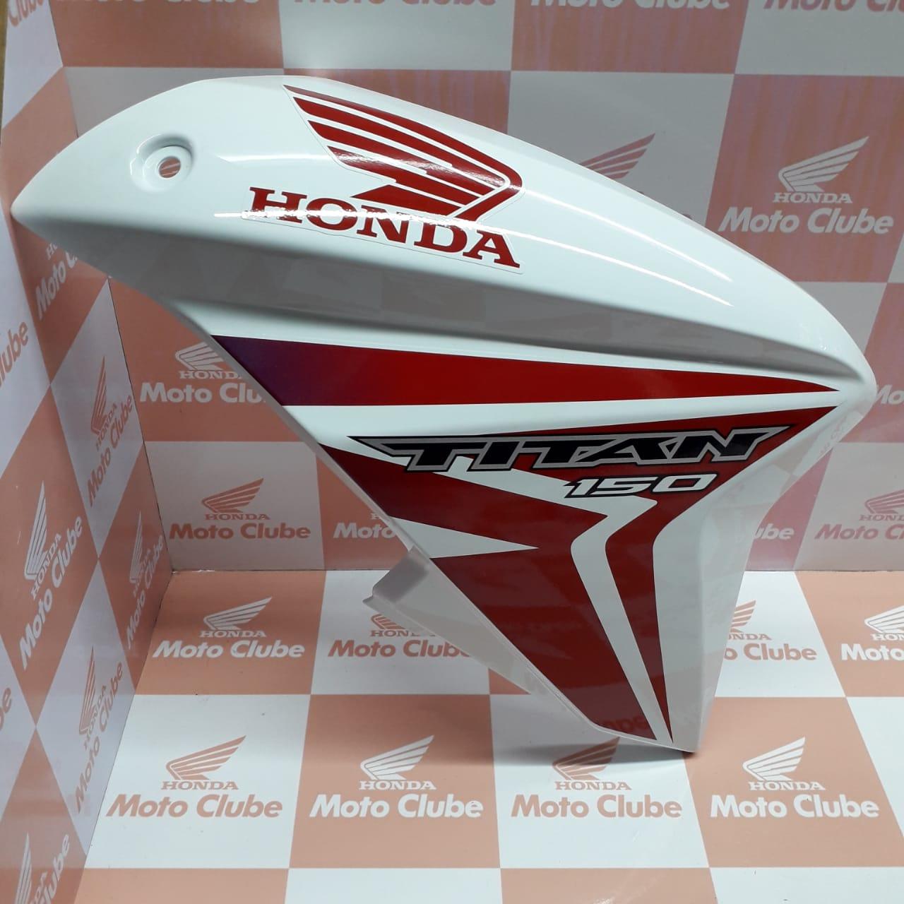 Carenagem Direita Tanque CG150 TITAN ESD/EX Original Honda 64200KVSF30ZA