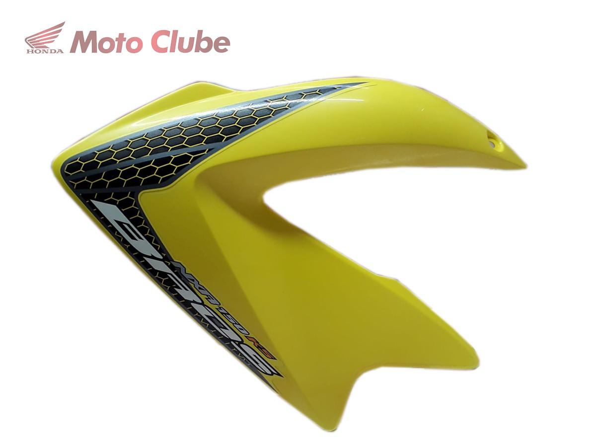 Carenagem Esquerda Tanque NXR BROS 150 2009 Original Honda 19200KPEB20ZB