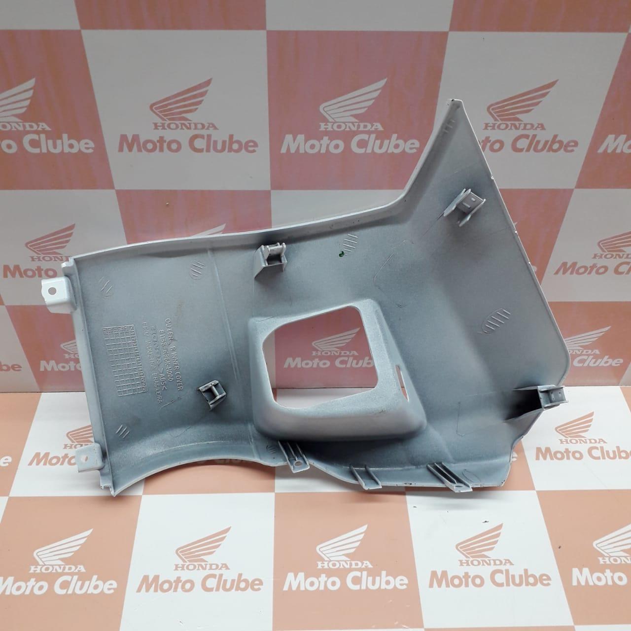 Carenagem Interna Direita PCX 150 2016 Original Honda 81138K36H00ZC