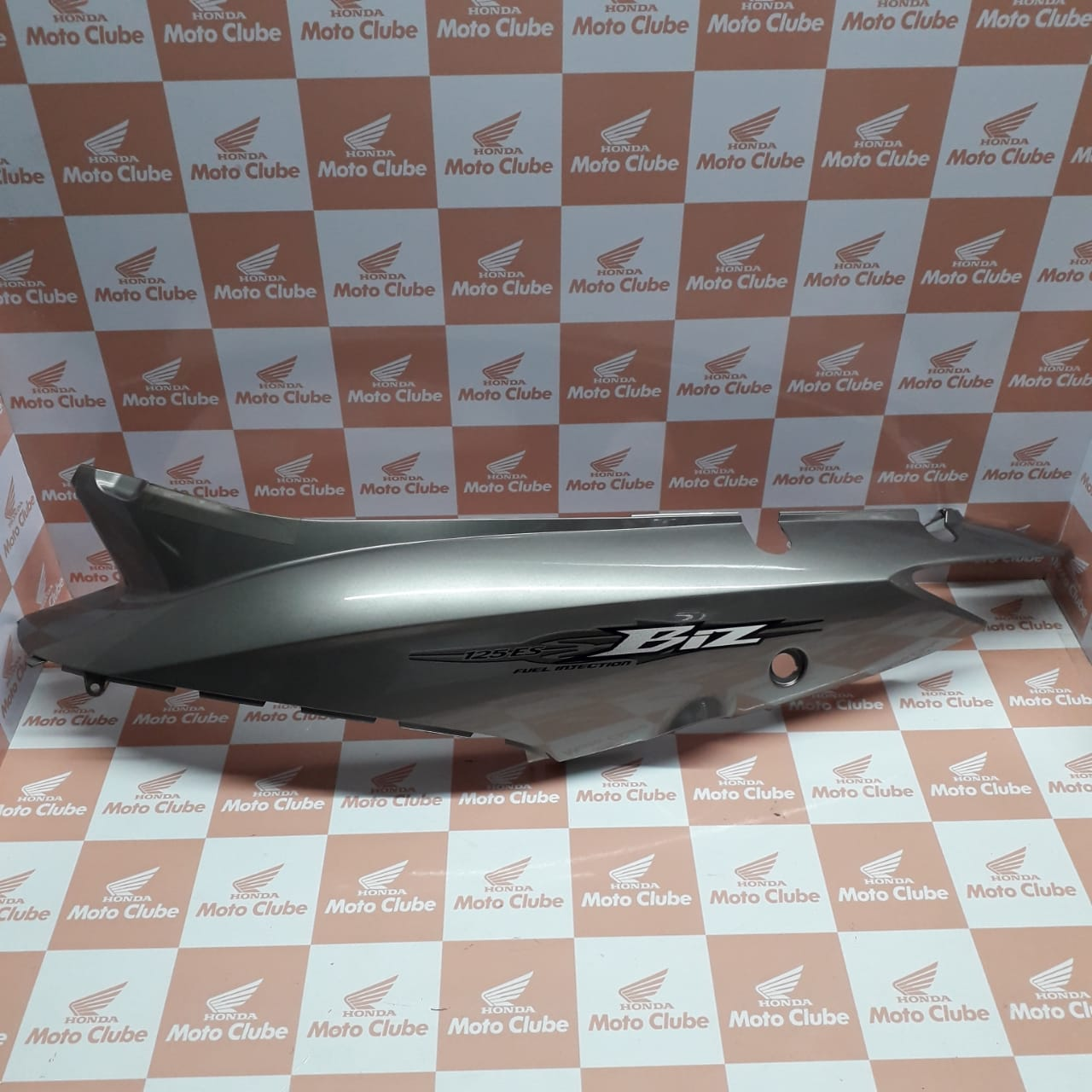 Carenagem Lateral Direita BIZ 125 ES 2009 Original Honda 64410KSSB30ZD