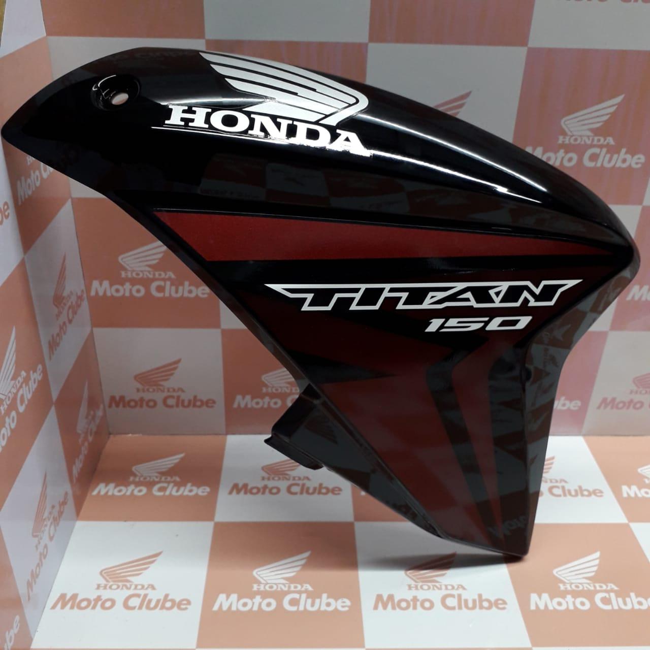 Carenagem Lateral Direita Tanque CG150 ESD/EX Original Honda 64200KVSF00ZD