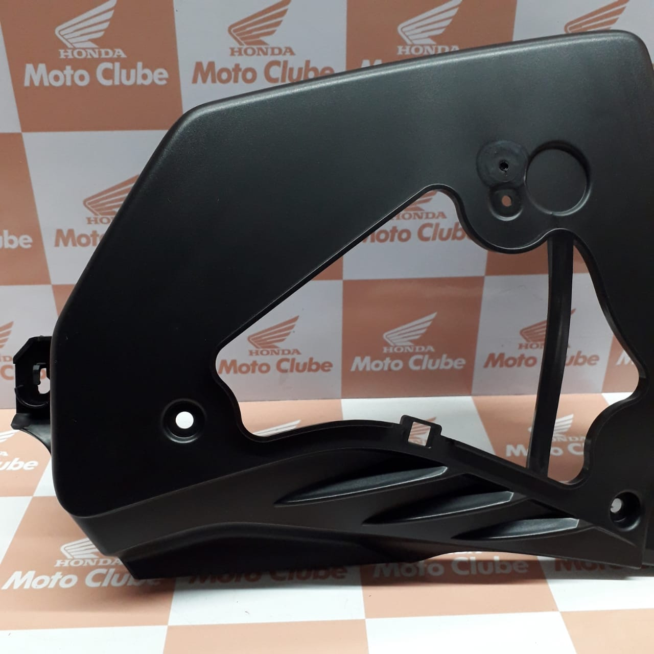Carenagem Lateral Esquerda Interna CG 150 FAN 2009 KS ES ESD Original Honda 83641KVS600