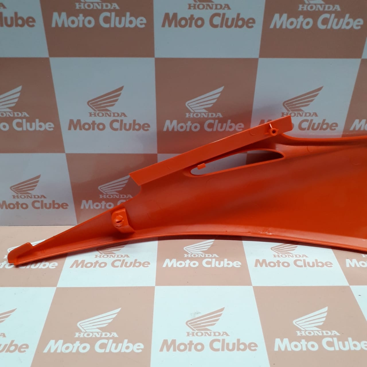 Carenagem Lateral Esquerda NRX BROS 150 2012 Original Honda 83610KRER30ZB