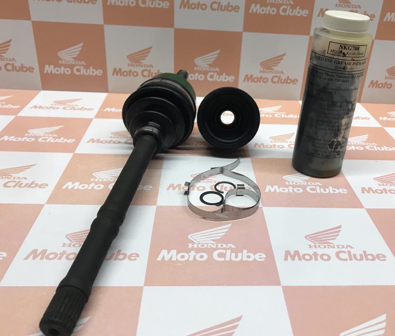 Eixo Transmissão Dianteiro Direito Quadriciclo Foutrax TRX 420 Original Honda  44250HP7A31