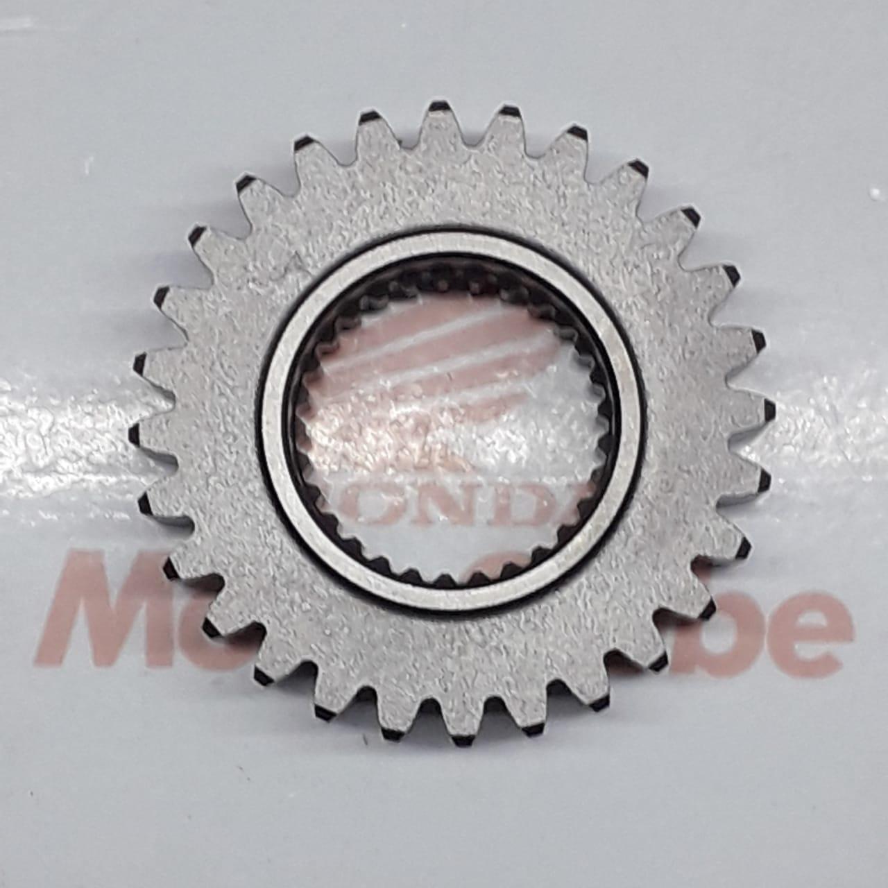 Engrenagem Secundaria Transmissão Quadriciclo Fourtrax TRX 420 TM FM 2008 2009 2010 2011 Original Honda 23491HP5600