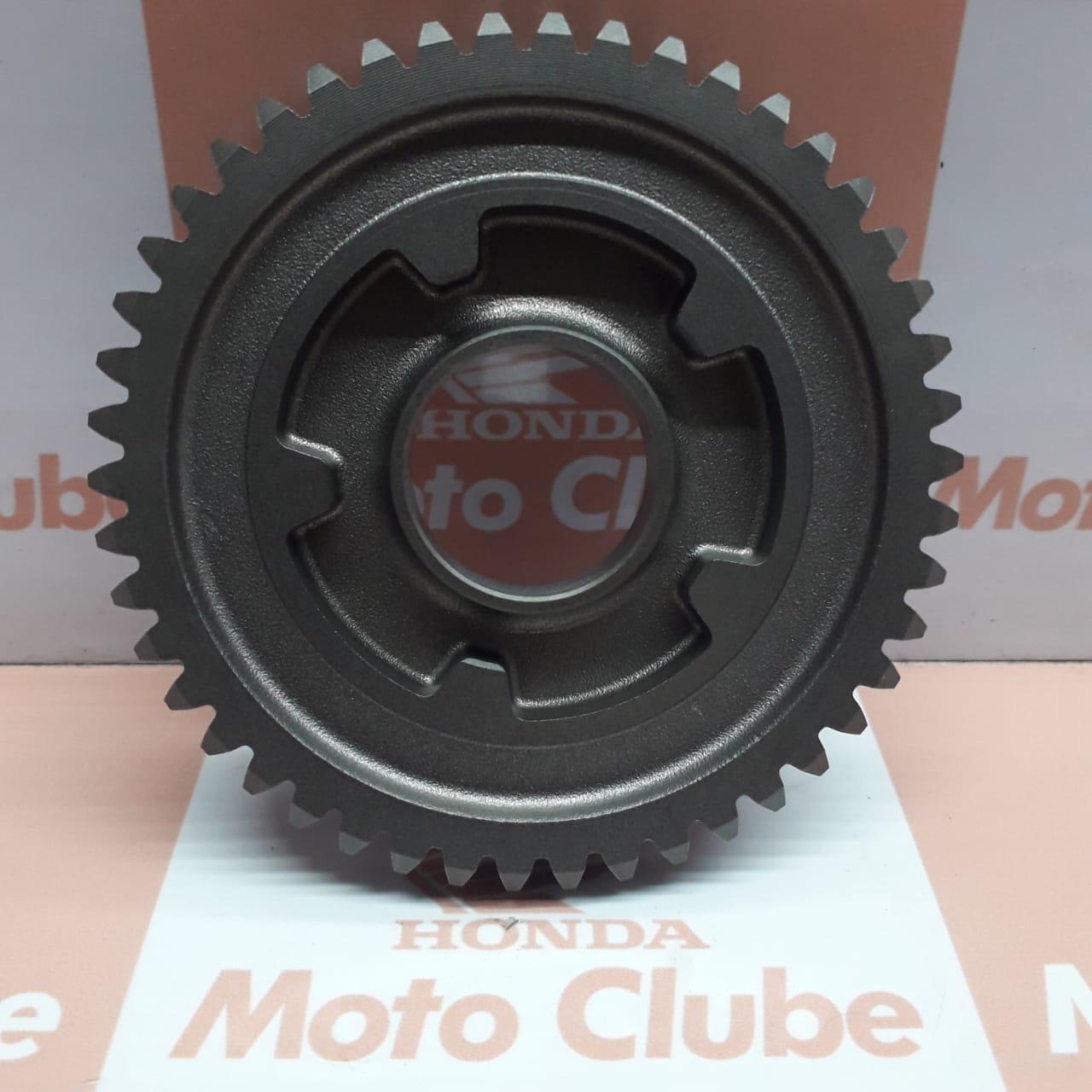 Engrenagem Secundaria Transmissão Quadriciclo Fourtrax TRX 420 TM FM 2010 2011 Original Honda 23431HP5A50
