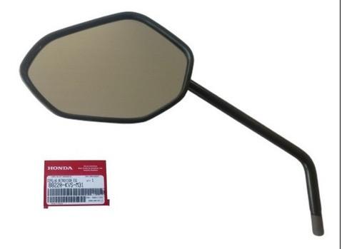 Espelho Retrovisor Esquerdo Titan 160 Original Honda 88220KVSM31