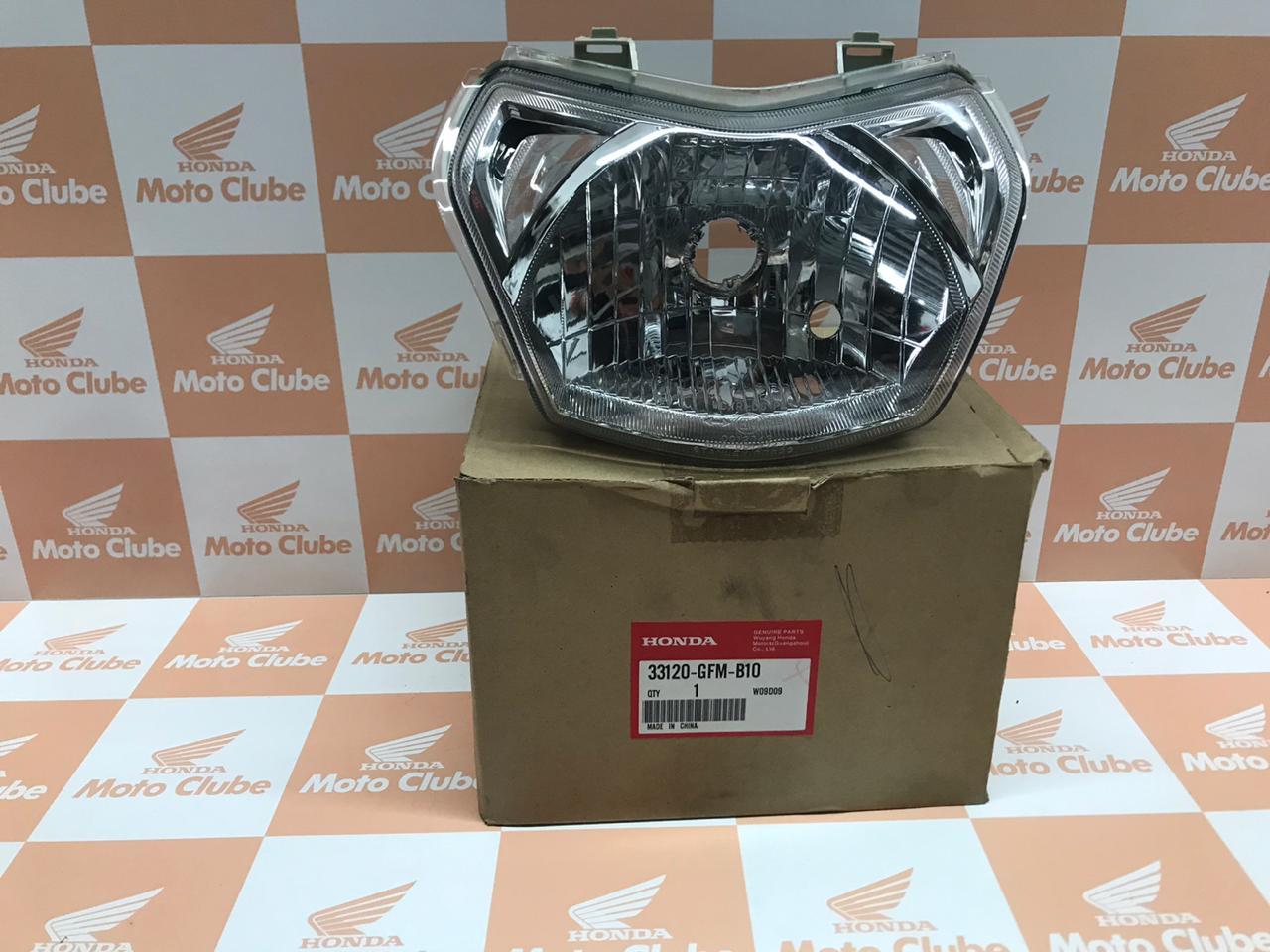 Farol Bloco Optico Lead Original Honda 33120GFMB10