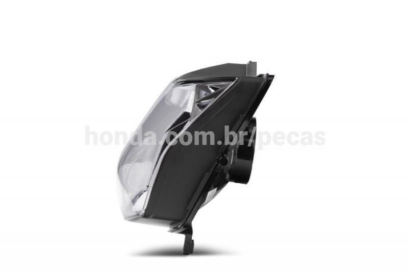 Farol Bloco Óptico Nxr Bros 160 Original Honda 33120KREG01