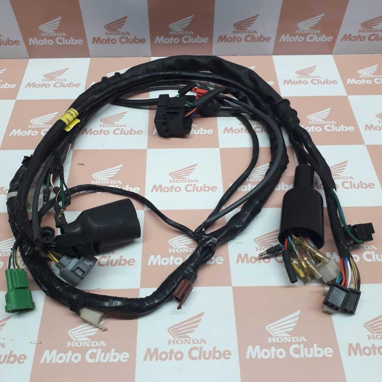 Fiação Principal Chicote FALCON 400 2000 2001 2002 2003 2004 2005 Original Honda 32100MCG940