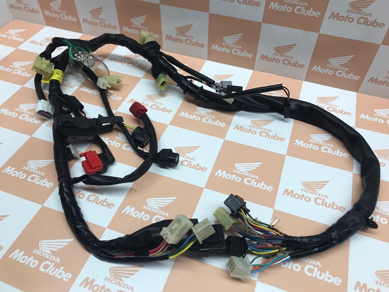 Chicote elétrico Fiação Principal Titan 150 Es Esd Ex  Original Honda 32100KVS710
