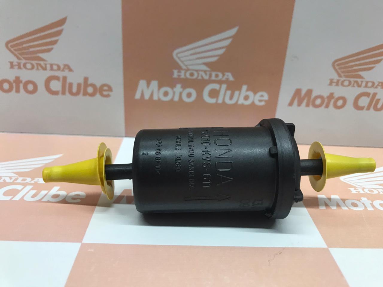 Filtro de Combustível  Titan e Fan  Bros Biz 125 Original Honda 16910KVS611