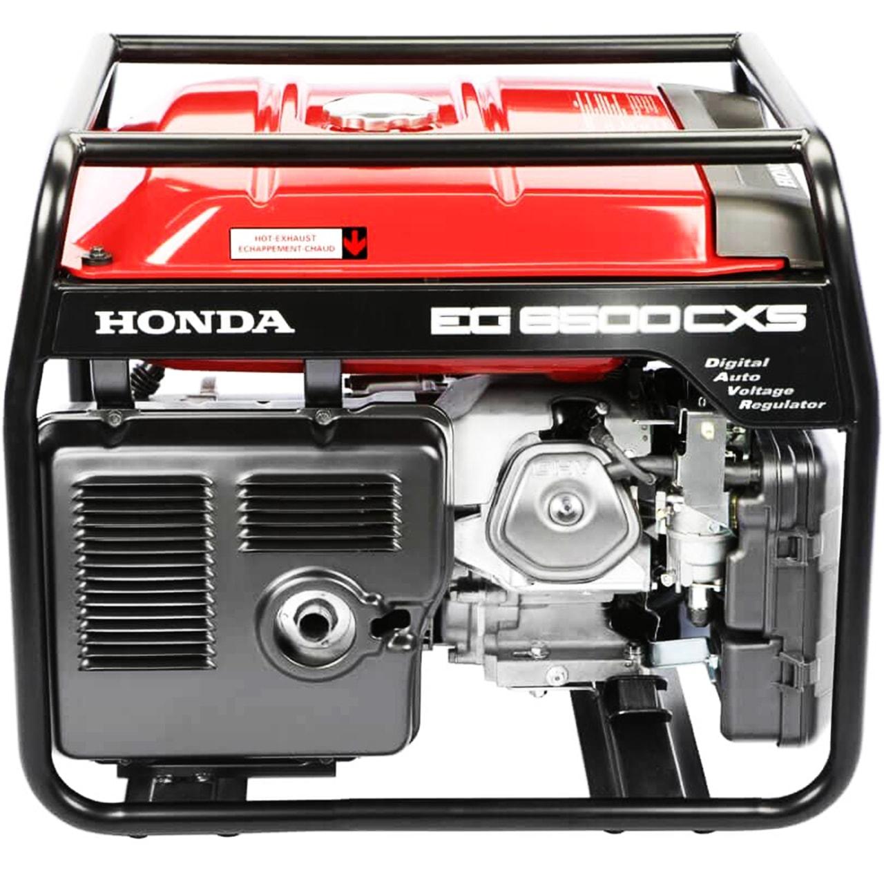 Gerador Gasolina Honda EG 6500 CXS Bivolt 6.5cv