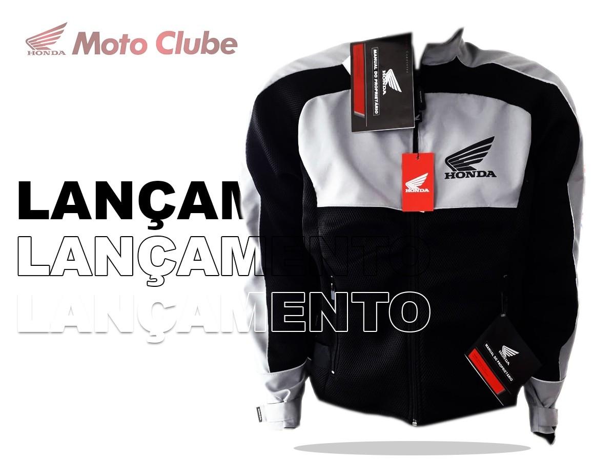 Jaqueta Masculina Honda