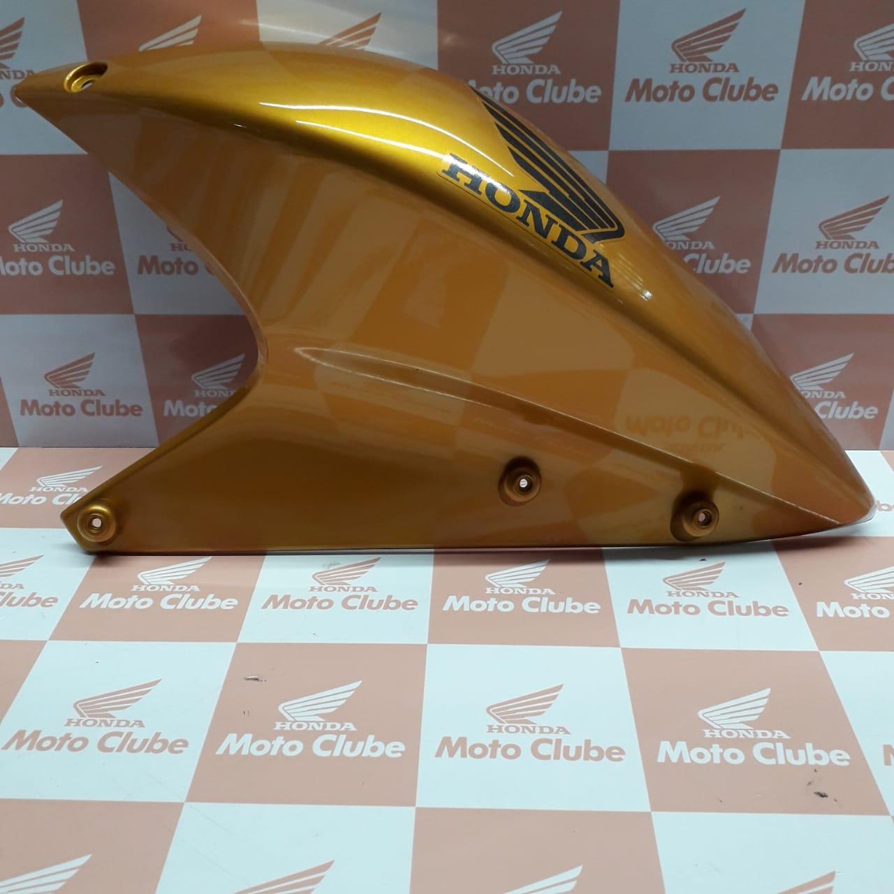 Kit Carenagem Superior XRE 300 2010 Amarela Original Honda
