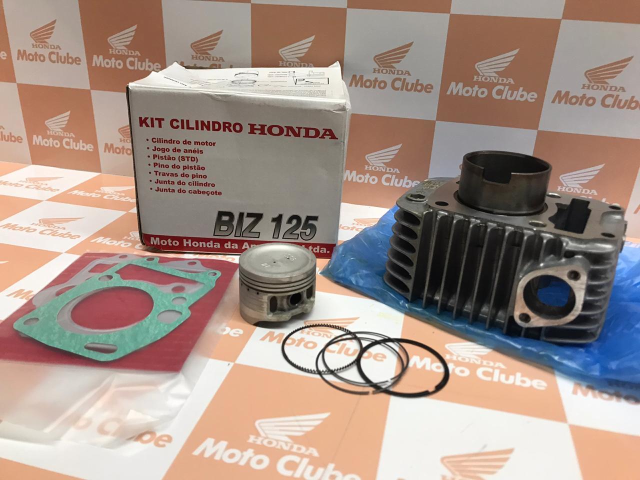Kit Cilindro Biz 125 09-20 Original Honda 06121KSS305