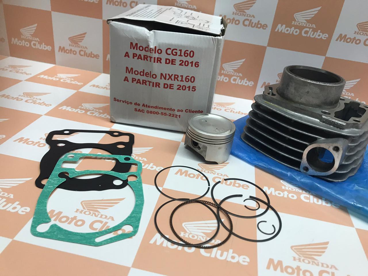 Kit Cilindro CG 160 NXR Bros 160 15-20 Original Honda 06121KVS305