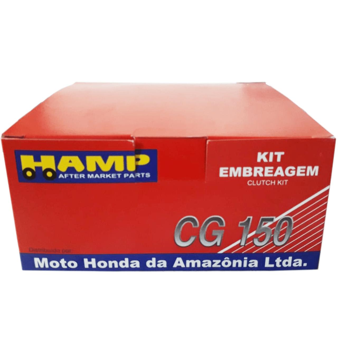 Kit Embreagem + Retentor Bengala CG 125 Original