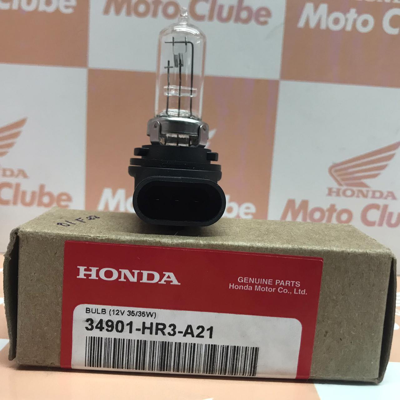 Lampada Farol Quadriciclo Fourtrax TRX 420 Original Honda 34901HE3A21