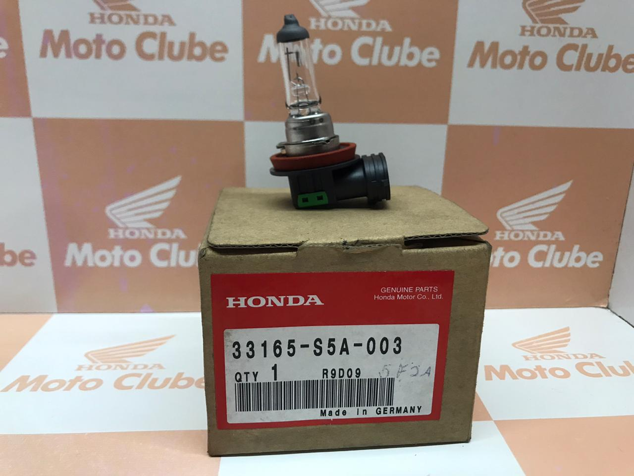 Lampada Farol XL700 Transalp CB600 Hornet Original Honda 33165S5A003