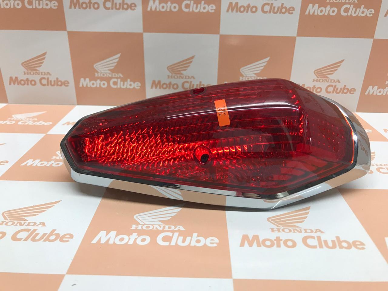 Lente Lanterna Traseira Shadow 750 Original Honda 33701MEG671