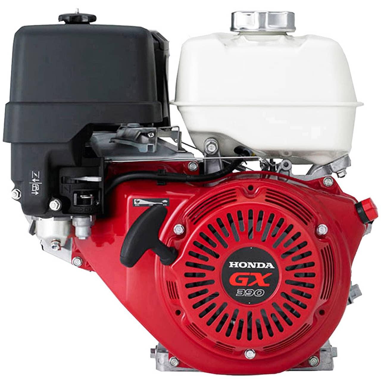 Motor Gasolina Honda GX 390 QDBR 389cc 13hp Com Alerta Óleo