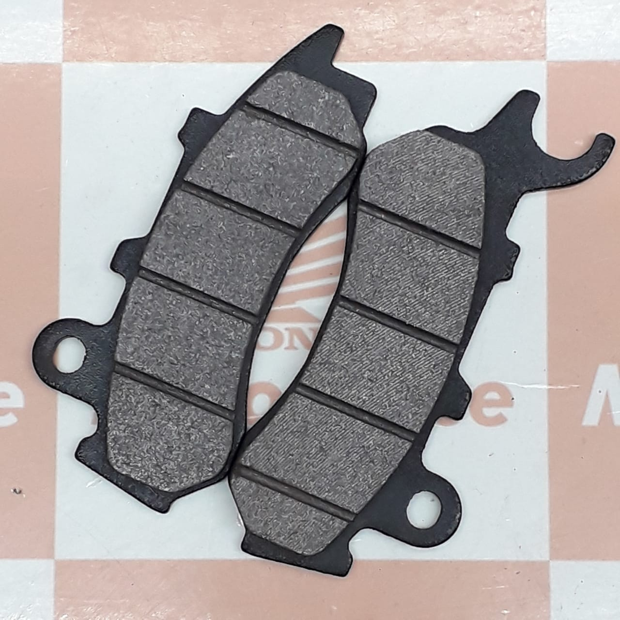 Pastilha de Freio Dianteiro  NXR Bros 160 Original Honda 06455KREK01