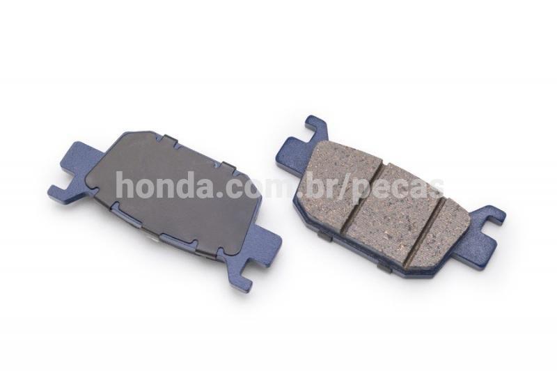 Pastilha de Freio Traseiro SH 300i Original Honda 06455K40F02