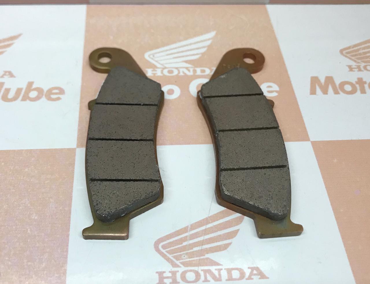 Pastilha Freio Dianteiro CRF 450R Original Honda 45105MY6415