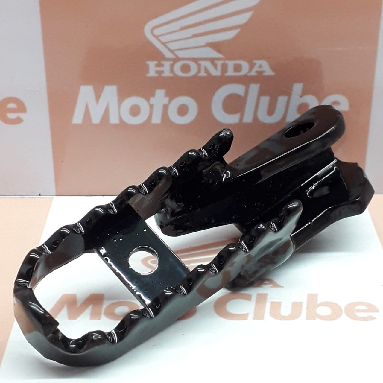 Pedal de Apoio Esquerdo NXR BROS 160 2015 2016 2017 2018 2019 Original Honda 50642KREG00