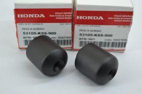 Peso Guidão Biz 100/110/125 06-17 Original Honda 53105KSS900