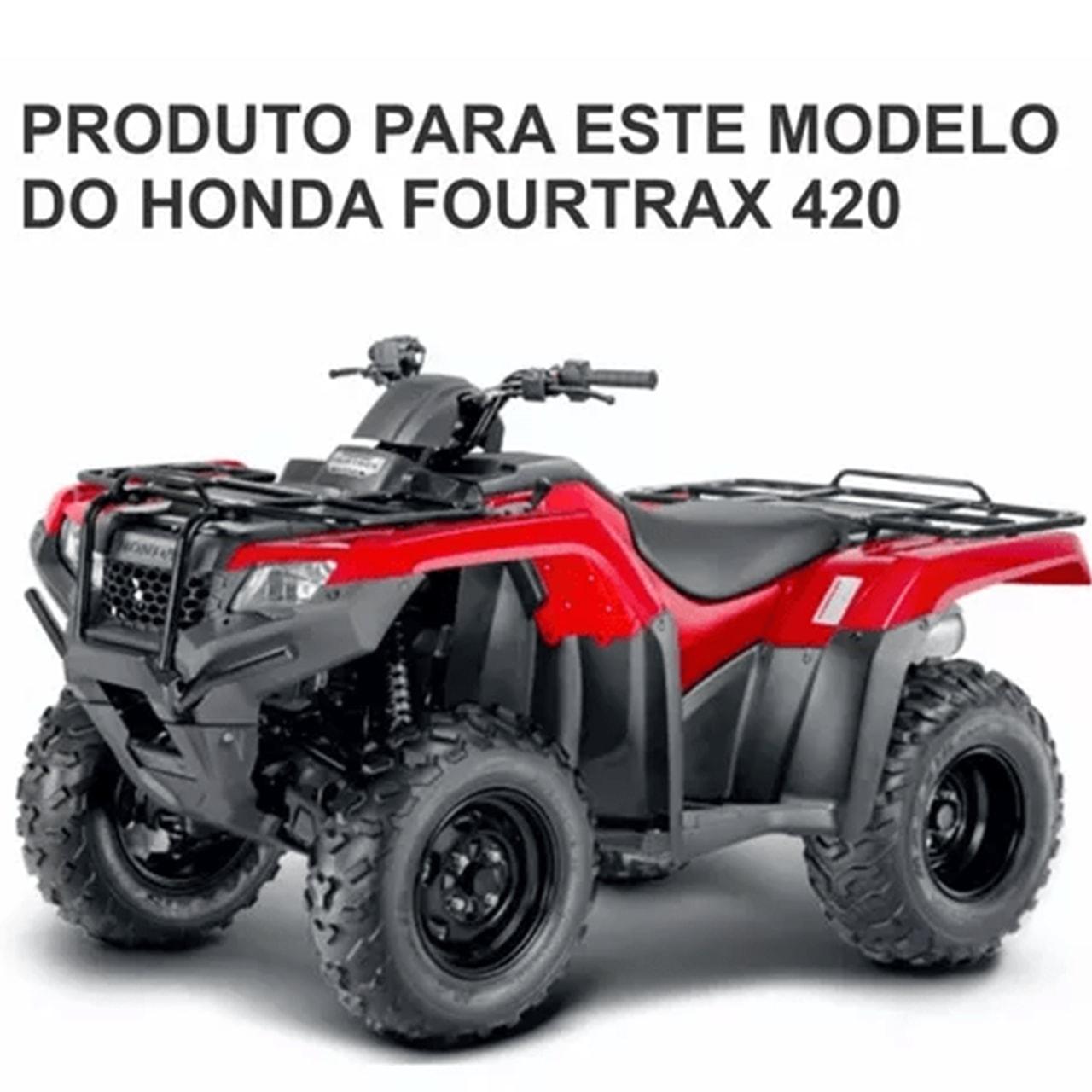 Pivô Bandeja Inferior Quadriciclo Honda Fourtrax Trx 420 Original 51355HP5601