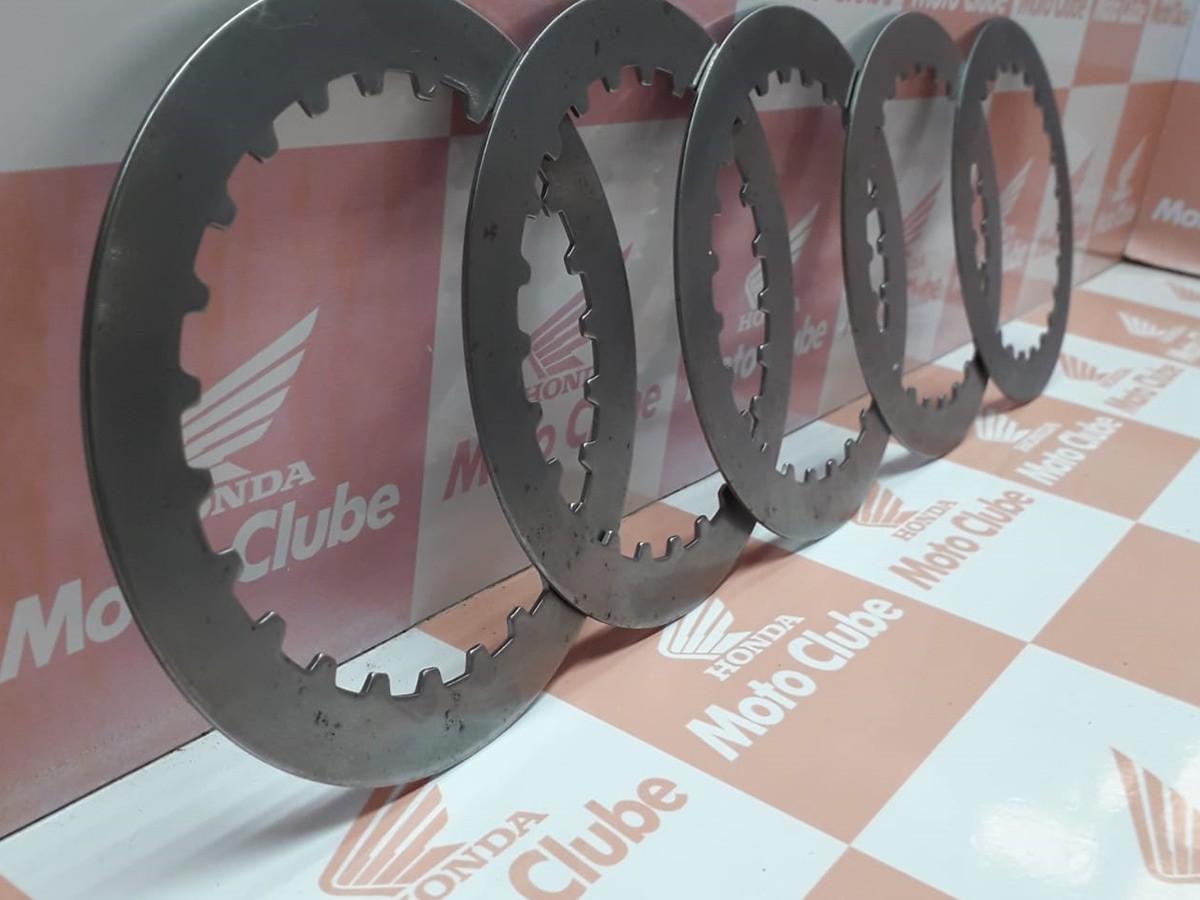 Placa Separador de Embreagem Quadriciclo Fourtrax TRX420 e 350 4/4 e 4/2 Original Honda 22321HN0670