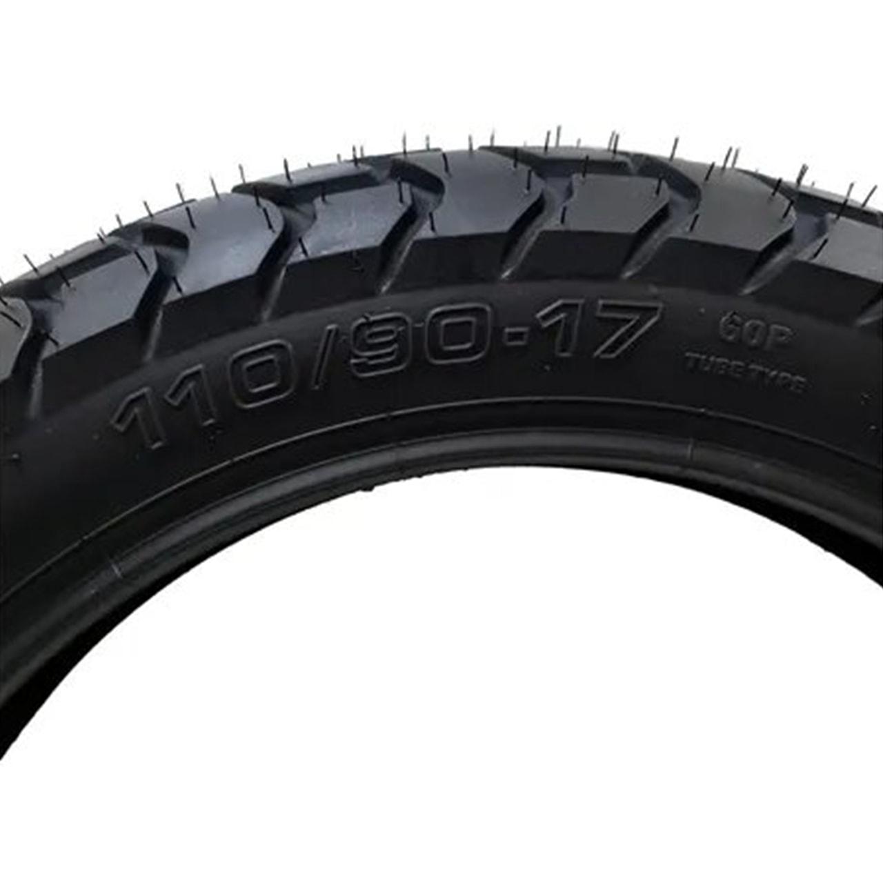 Pneu Traseiro BROS 160 150 125 Original Pirelli 42711KFT623