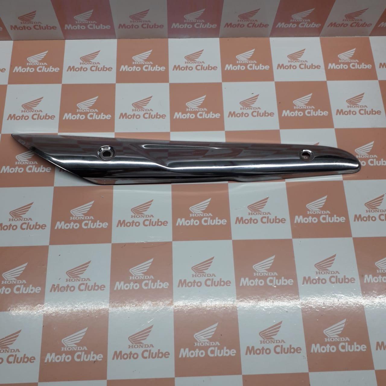 Protetor de Escapamento Biz125+ KS ES 2009 2010 Original Honda 18355KSSB30