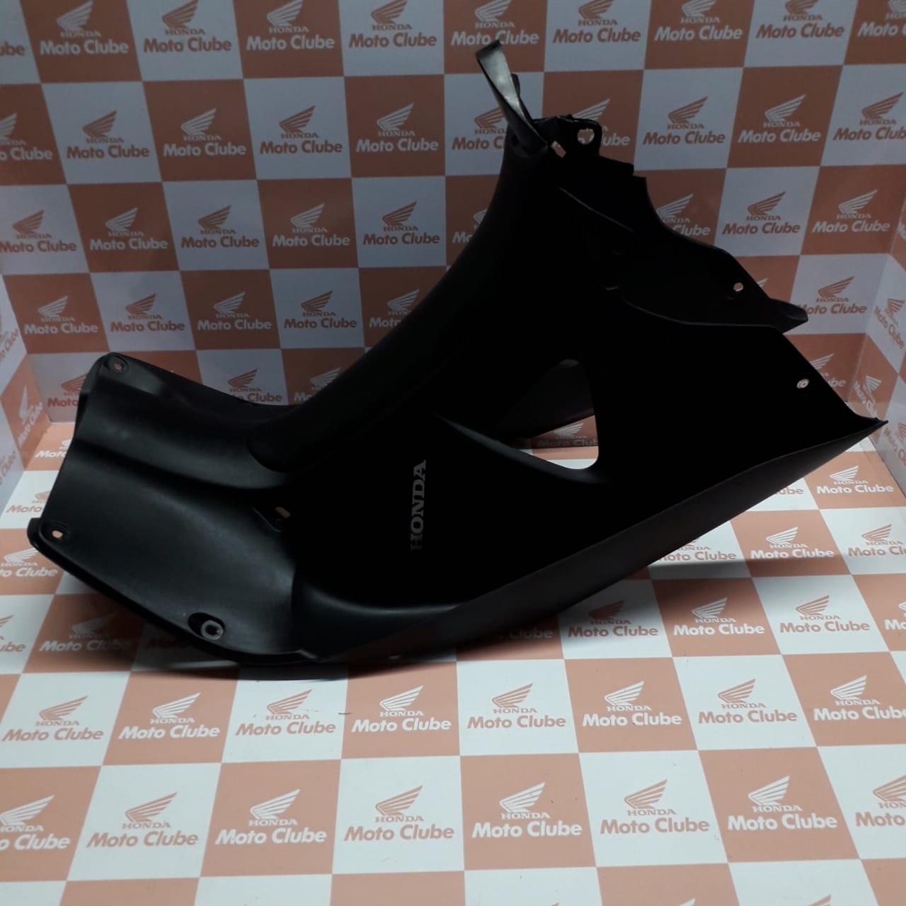 Protetor de Penas BIZ + 125  2006 2007 2008 Preta Original Honda 64320KSS900ZC