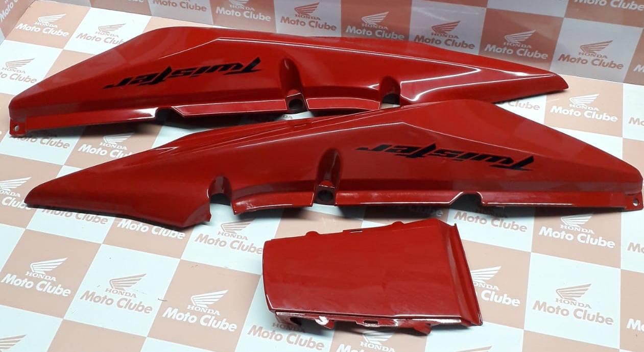 Rabeta Completa CBX250 Twister 2008 2009 Original