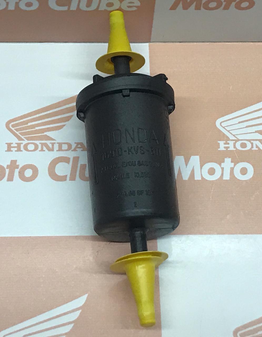 Sapata de Freio Traseiro + Filtro De Combustível Original Honda